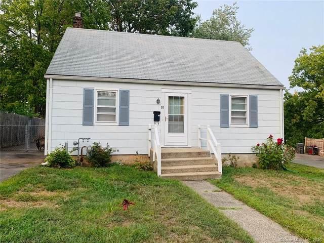 10 Branford Street, Hartford, CT 06112 (MLS #170340276) :: Kendall Group Real Estate | Keller Williams