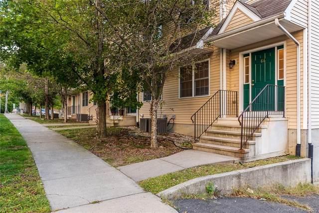 86 Cherry Hill Drive #86, Bridgeport, CT 06606 (MLS #170340294) :: Mark Boyland Real Estate Team