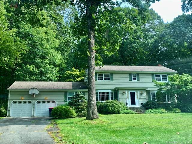 115 Fresh Meadow Drive, Trumbull, CT 06611 (MLS #170340324) :: Frank Schiavone with William Raveis Real Estate
