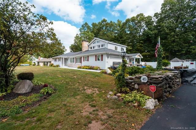 45 Harmony Road, Bristol, CT 06016 (MLS #170340373) :: Frank Schiavone with William Raveis Real Estate