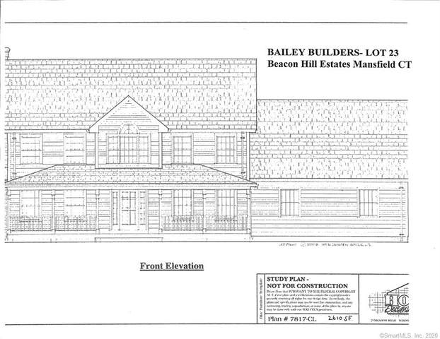 Lot 23 Beacon Hill Drive, Mansfield, CT 06250 (MLS #170340396) :: The Higgins Group - The CT Home Finder