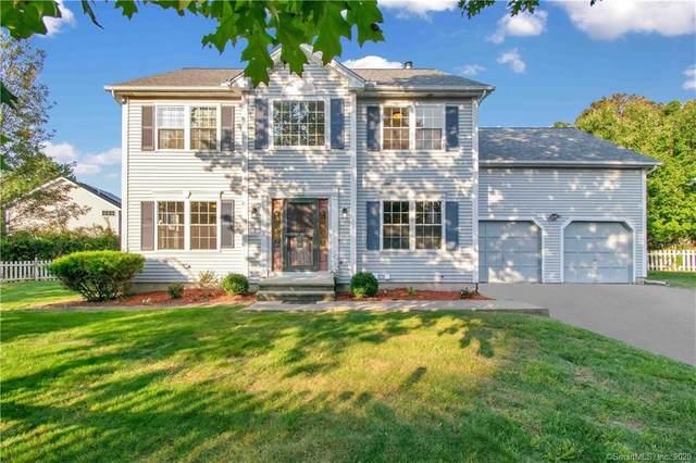 11 Andover Drive, Milford, CT 06460 (MLS #170340406) :: Michael & Associates Premium Properties | MAPP TEAM
