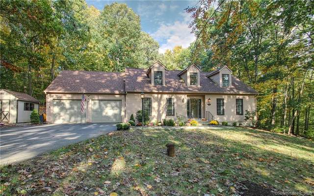 117 Bee Mountain Road, Oxford, CT 06478 (MLS #170340408) :: Michael & Associates Premium Properties | MAPP TEAM