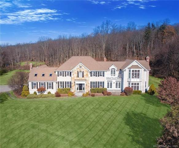 88 Salem View Drive, Ridgefield, CT 06877 (MLS #170340415) :: Kendall Group Real Estate | Keller Williams