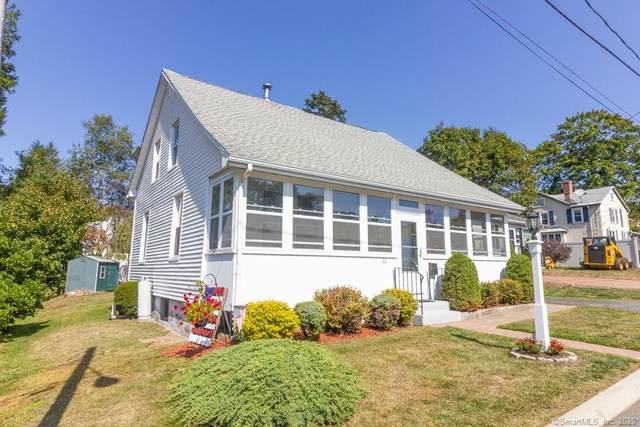 22 Hobson Street, Middletown, CT 06457 (MLS #170340452) :: Kendall Group Real Estate | Keller Williams