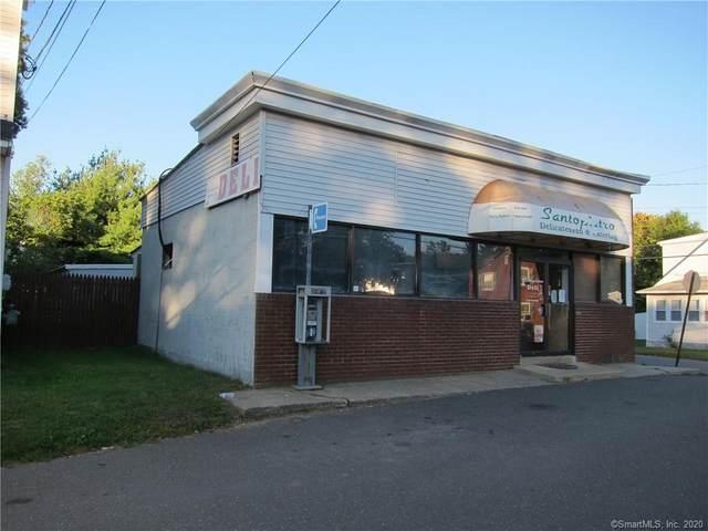11 Meriline Avenue, Waterbury, CT 06705 (MLS #170340462) :: Sunset Creek Realty