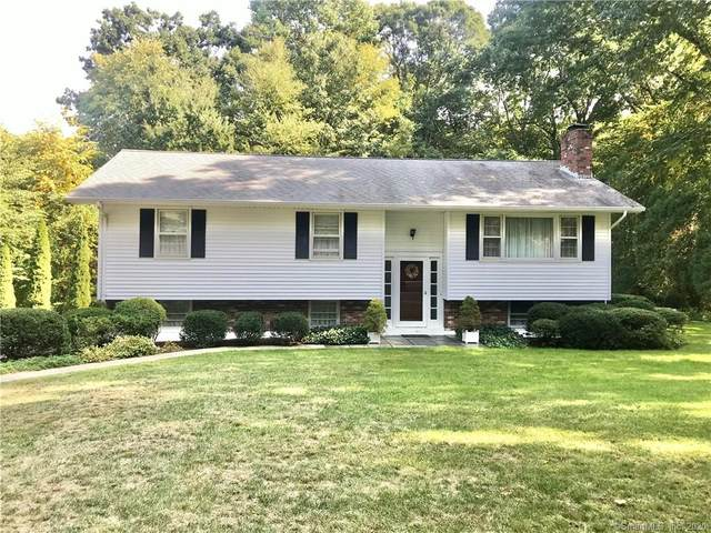 34 Cherry Hill Road, Norwich, CT 06360 (MLS #170340463) :: Kendall Group Real Estate | Keller Williams