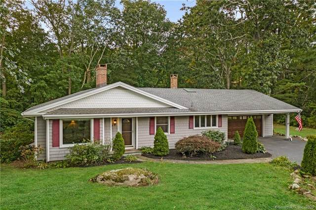 195 Pine Orchard Road, Branford, CT 06405 (MLS #170340477) :: Frank Schiavone with William Raveis Real Estate