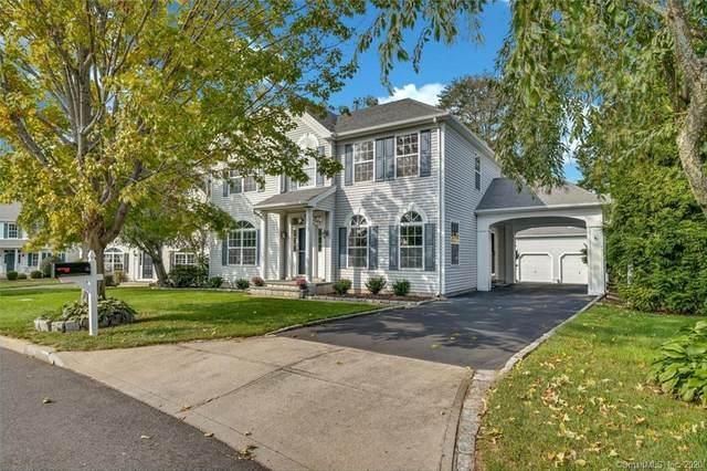 121 Lexington Way N, Milford, CT 06461 (MLS #170340494) :: Michael & Associates Premium Properties | MAPP TEAM