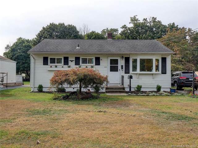 102 Baker Avenue, Meriden, CT 06451 (MLS #170340513) :: Team Feola & Lanzante | Keller Williams Trumbull