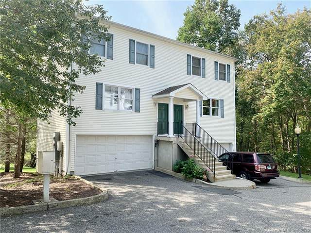 11 Scuppo Road #701, Danbury, CT 06811 (MLS #170340711) :: Team Phoenix