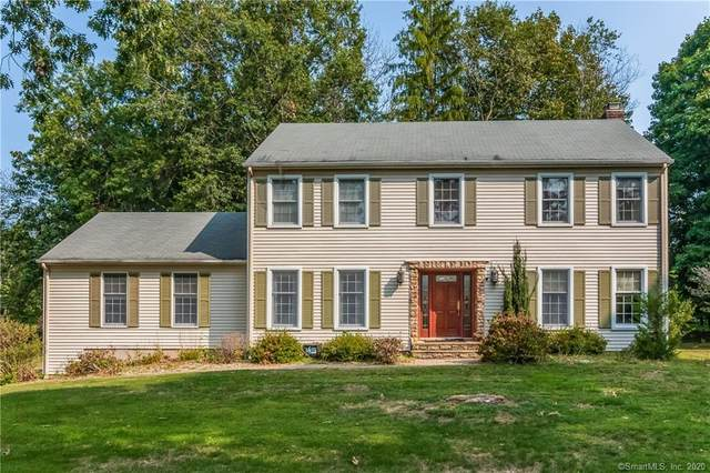 80 Merwin Circle, Cheshire, CT 06410 (MLS #170340744) :: Forever Homes Real Estate, LLC