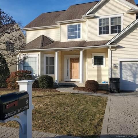 8 Spring Ridge Court #8, Danbury, CT 06811 (MLS #170340799) :: Kendall Group Real Estate | Keller Williams