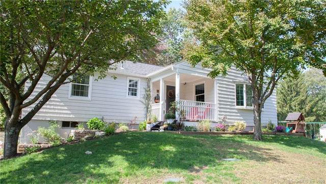 17 Bonnieview Drive, East Granby, CT 06026 (MLS #170340861) :: NRG Real Estate Services, Inc.