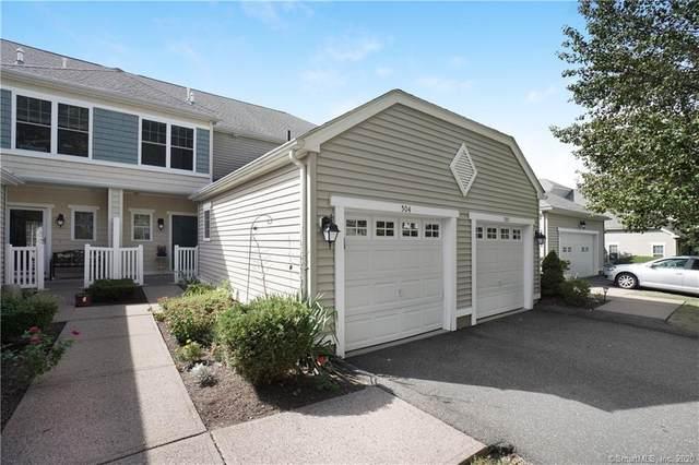 39 Ives Street #504, Hamden, CT 06518 (MLS #170340862) :: Kendall Group Real Estate | Keller Williams