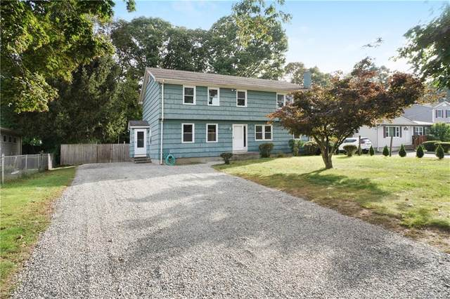 424 Roosevelt Drive, Oxford, CT 06478 (MLS #170340867) :: The Higgins Group - The CT Home Finder