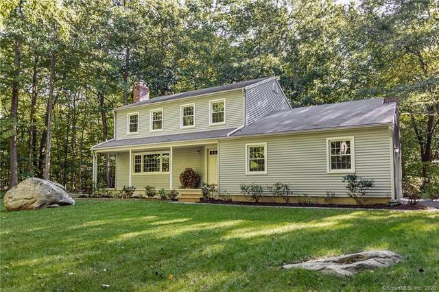 195 Mountain Road, Wilton, CT 06897 (MLS #170340878) :: Michael & Associates Premium Properties | MAPP TEAM