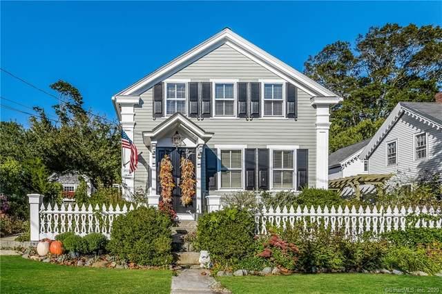 64 Pearl Street, Groton, CT 06340 (MLS #170340893) :: Around Town Real Estate Team