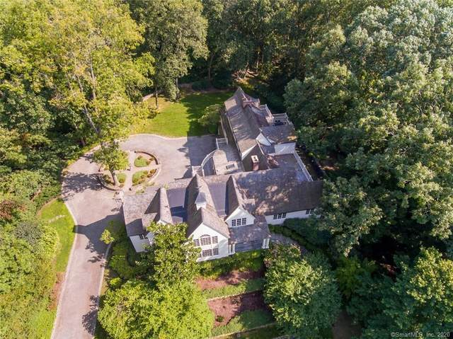 10 Spring House Road, Greenwich, CT 06831 (MLS #170340951) :: Frank Schiavone with William Raveis Real Estate
