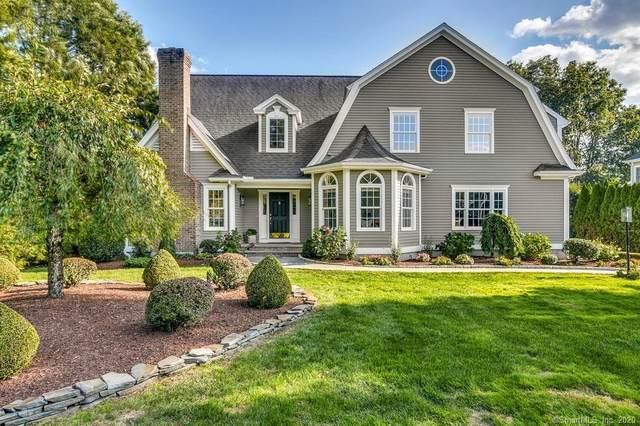 145 Ivy Lane, Fairfield, CT 06890 (MLS #170341002) :: Kendall Group Real Estate | Keller Williams
