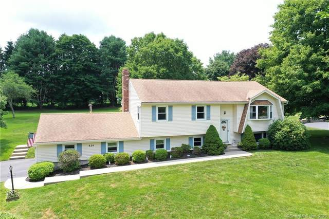 626 Raymond Hill Road, Montville, CT 06382 (MLS #170341005) :: GEN Next Real Estate