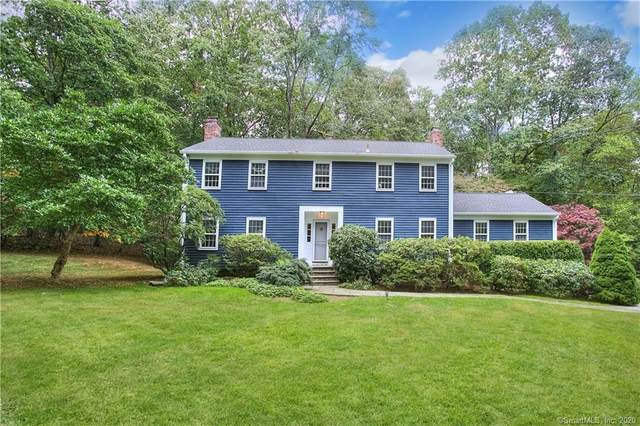 20 Kettle Creek Road, Weston, CT 06883 (MLS #170341044) :: Kendall Group Real Estate | Keller Williams