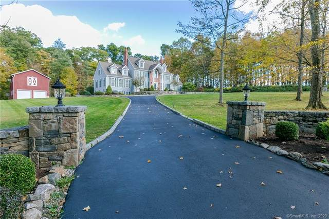 166 Wells Hill Road, Weston, CT 06883 (MLS #170341059) :: Michael & Associates Premium Properties | MAPP TEAM