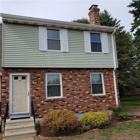 1 Saint Marc Circle F, South Windsor, CT 06074 (MLS #170341063) :: Frank Schiavone with William Raveis Real Estate