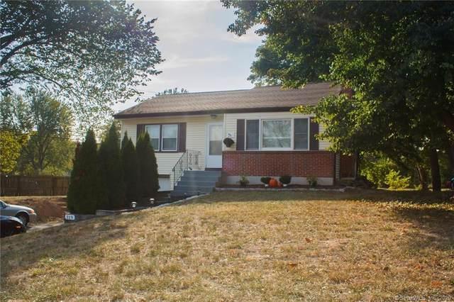 319 Charter Road, Rocky Hill, CT 06067 (MLS #170341066) :: Michael & Associates Premium Properties | MAPP TEAM