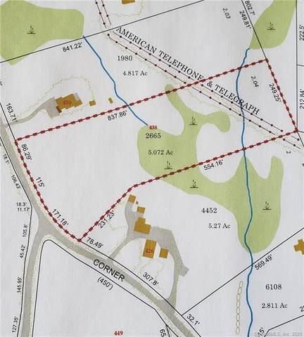 438 N W Corner Road, North Stonington, CT 06359 (MLS #170341134) :: GEN Next Real Estate