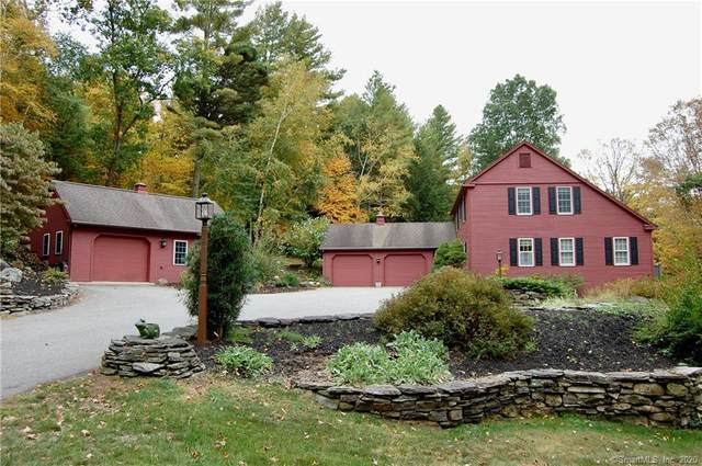 125 Mansfield Road, Ashford, CT 06278 (MLS #170341179) :: Sunset Creek Realty
