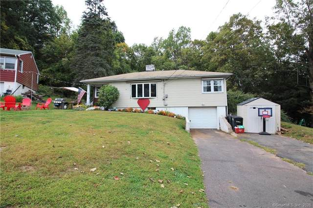 81 Douglas Drive, Meriden, CT 06451 (MLS #170341295) :: GEN Next Real Estate