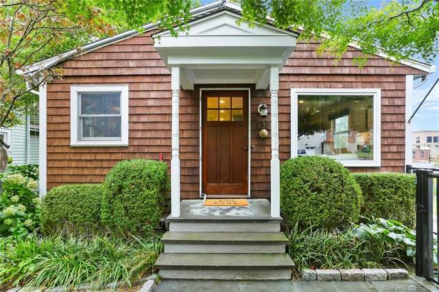 130 N Water Street, Greenwich, CT 06830 (MLS #170341348) :: Frank Schiavone with William Raveis Real Estate