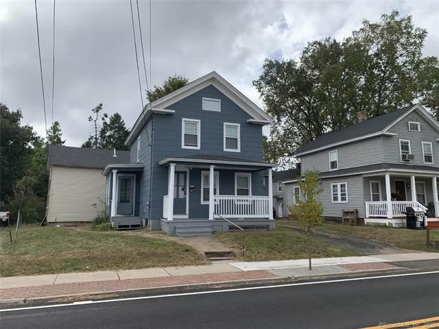 190 Hall Avenue, Wallingford, CT 06492 (MLS #170341366) :: Michael & Associates Premium Properties | MAPP TEAM