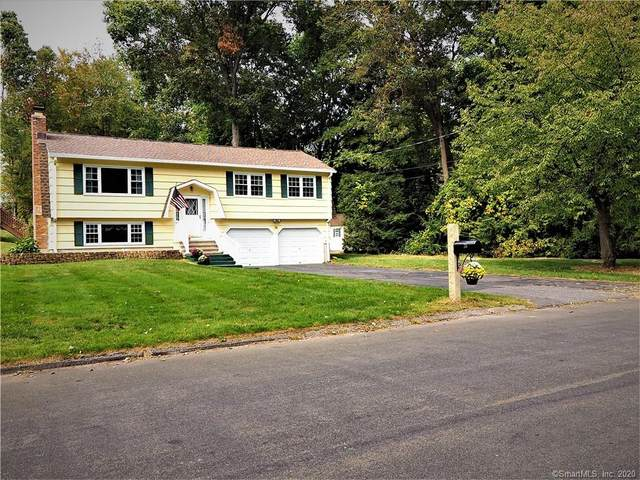 36 Webster Drive, Shelton, CT 06484 (MLS #170341394) :: Kendall Group Real Estate | Keller Williams