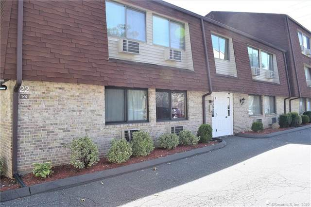 22 Radio Place #4, Stamford, CT 06906 (MLS #170341414) :: Mark Boyland Real Estate Team