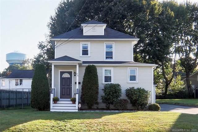24 Spring Hill Avenue, Norwalk, CT 06850 (MLS #170341462) :: Frank Schiavone with William Raveis Real Estate