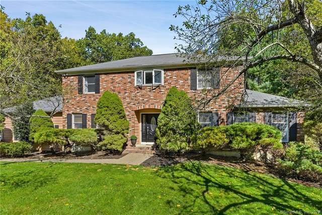 23 Wintergreen Hill Road, Danbury, CT 06811 (MLS #170341469) :: Frank Schiavone with William Raveis Real Estate