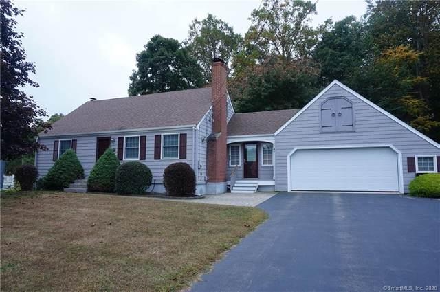 162 Connecticut Boulevard, Montville, CT 06370 (MLS #170341487) :: Michael & Associates Premium Properties | MAPP TEAM