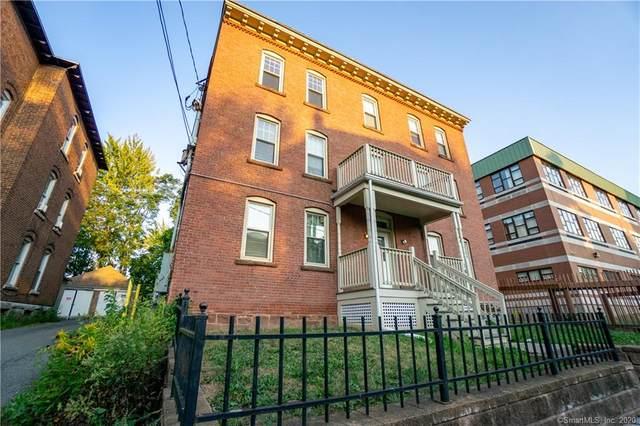 164 Babcock Street, Hartford, CT 06106 (MLS #170341510) :: Frank Schiavone with William Raveis Real Estate