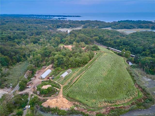 723 Leetes Island Road, Branford, CT 06405 (MLS #170341588) :: Frank Schiavone with William Raveis Real Estate