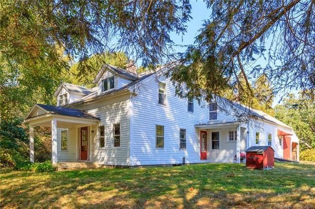4 Bull Hill Road, Woodstock, CT 06281 (MLS #170341695) :: GEN Next Real Estate