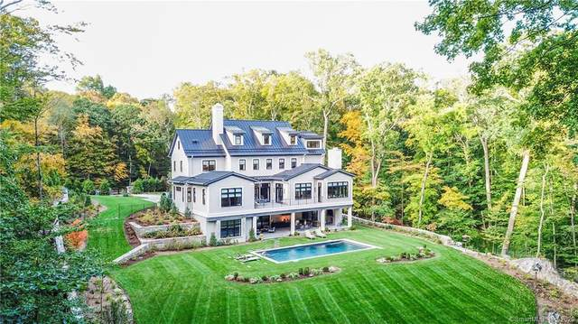 42 Stag Lane, Greenwich, CT 06831 (MLS #170341712) :: Frank Schiavone with William Raveis Real Estate