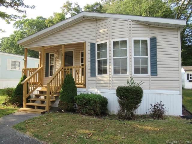 91 Buddington Road #3, Groton, CT 06340 (MLS #170341714) :: Around Town Real Estate Team