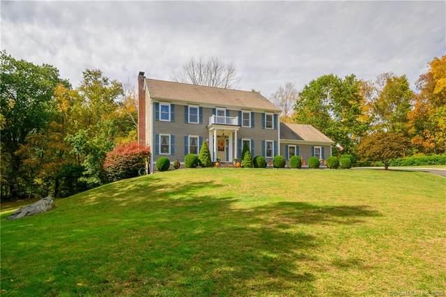 16 Sweet Meadow Road, Newtown, CT 06470 (MLS #170341950) :: Kendall Group Real Estate | Keller Williams