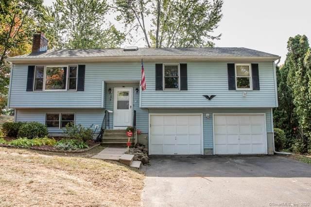 179 Westfield Road, Meriden, CT 06450 (MLS #170341962) :: Spectrum Real Estate Consultants