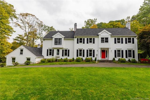 156 Thurton Drive, New Canaan, CT 06840 (MLS #170341967) :: Kendall Group Real Estate | Keller Williams