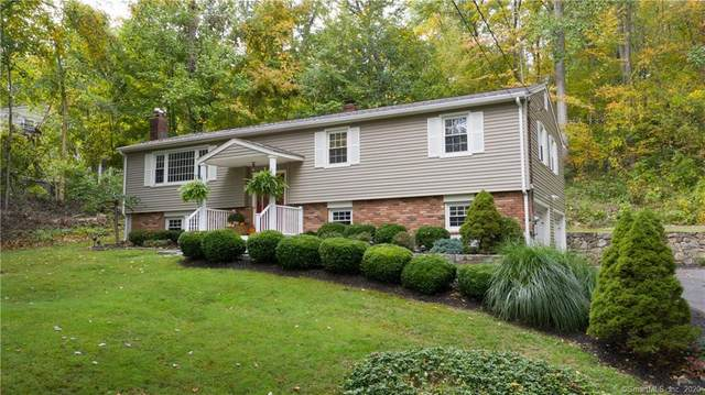 88 Castle Hill Road, Newtown, CT 06470 (MLS #170341994) :: Frank Schiavone with William Raveis Real Estate