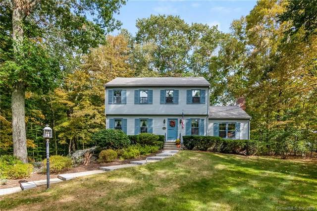 241 Barnshed Lane, Guilford, CT 06437 (MLS #170342003) :: Frank Schiavone with William Raveis Real Estate