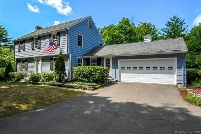 239 W Mountain Road, Simsbury, CT 06092 (MLS #170342005) :: Kendall Group Real Estate | Keller Williams